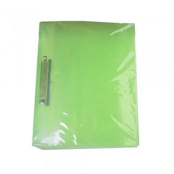 CBE 2D626 2-D PP Ring File (A4) Green