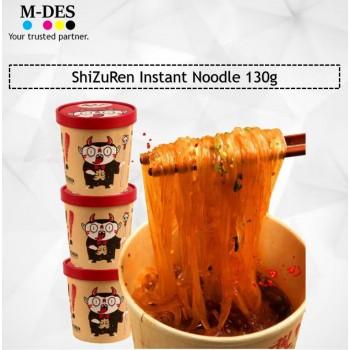 食族人 - 麻辣酸辣粉 ShiZuren Instant noodle 130g
