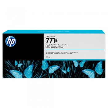 HP 771B 775-ml Photo Black Designjet Ink Cartridge (B6Y05A)