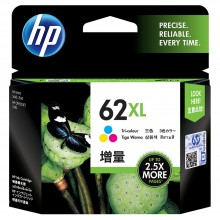 HP 62XL Tri-color Ink Cartridge (C2P07AA)