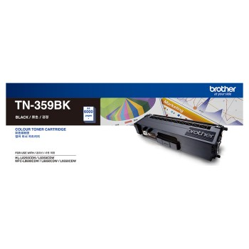 Brother TN-359 Black Super High Toner
