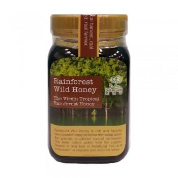 Oasis Wellness Rainforest Wild Honey 500g