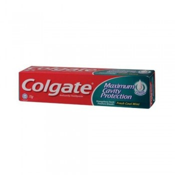 Colgate Maximum Cavity Protection Fresh Cool Mint Toothpaste 75g