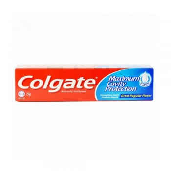 Colgate Maximum Cavity Protection Great Regular Flavour Toothpaste 75g