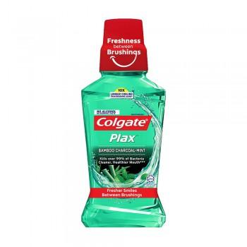 Colgate Plax Bamboo Charcoal Mint Mouthwash 250ml