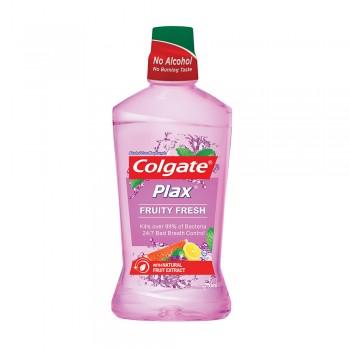 Colgate Plax Fruity Fresh Mouthwash 750ml