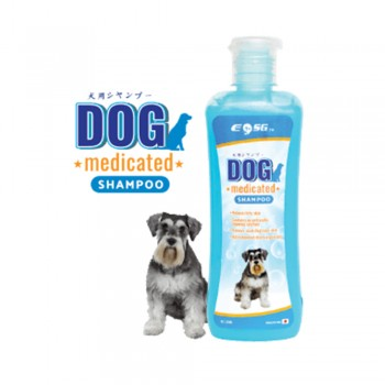 EOSG Dog Mediccated Shampoo