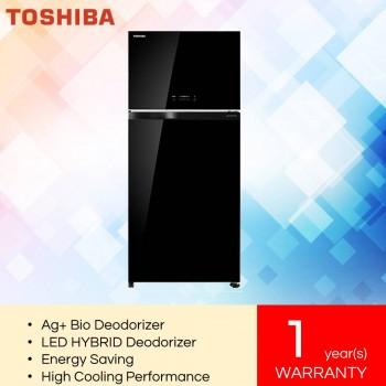 Toshiba GR-AG66MA (XK) 2-Doors Duo Hybrid, Inverter Refrigerator (661L)