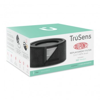 Trusens HEPA Drum Filter + 1 Carbon Prefilter for Z-1000