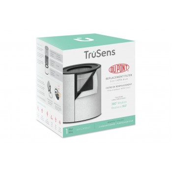 Trusens HEPA Drum Filter + 1 Carbon Prefilter for Z-3000