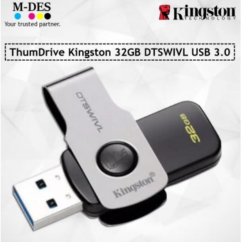 Kingston 32GB DataTraveler Swivl USB 3.1