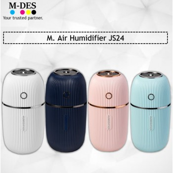 Liho Air Humidifier JS24 - White / Blue / Pink / Purple