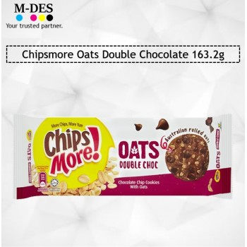 Chipsmore Oats double Chocolate 163.2g