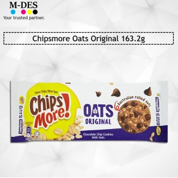 Chipsmore Oats Original 163.2g