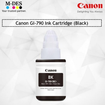 Canon GI-790 Ink Cartridge (Black)