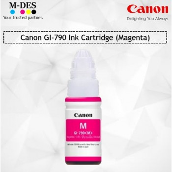 Canon GI-790 Ink Cartridge (Magenta)