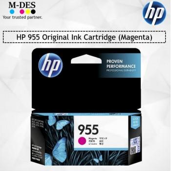 HP 955 Original Ink Cartridge (Magenta)
