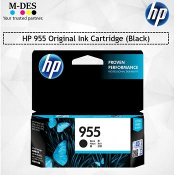 HP 955 Original Ink Cartridge (Black)