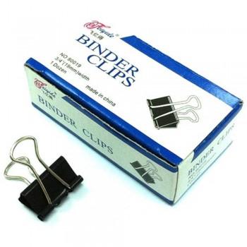 Binder Clip 15mm (1 Dozen)