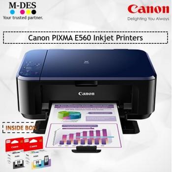 Canon PIXMA E560 Inkjet Printers