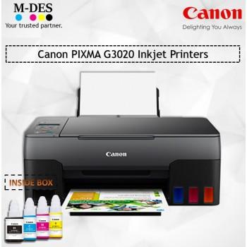 Canon PIXMA G3020 Inkjet Printers