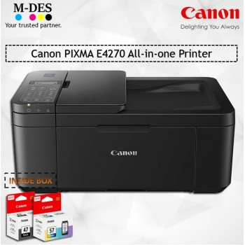 Canon PIXMA E4270 All-in-one Printer
