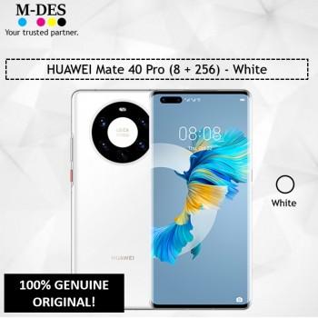 HUAWEI Mate 40 Pro Smartphone  (8GB + 256GB) - White