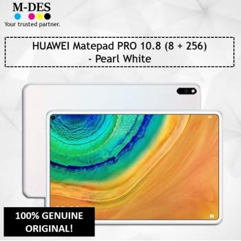 HUAWEI Matepad PRO 10.8 (8GB + 256GB)  - Pearl White