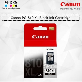 Canon PG-810 XL Black Ink Cartridge