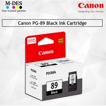 Canon PG-89 Black Ink Cartridge