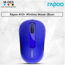 RAPOO M10plus 2.4G Wireless Mouse (Dark Blue)