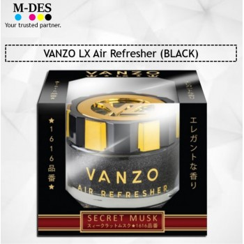 VANZO LX Air Refresher (BLACK, PINK ,WHITE)