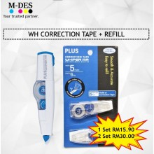[PACKAGE] WH Correction Tape + REFILL