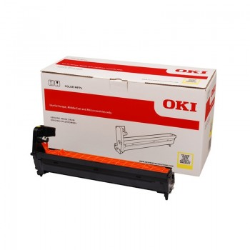 OKI C532, C573 Yellow Drum #46484109 - 6k