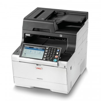 OKI MC573dn A4 Color Printer 4-in-1 MC500 Series Duplex, Network LED Printer - 46357103