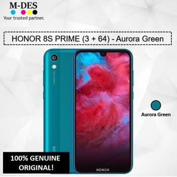 Honor 8S Prime Smartphone (3GB + 64GB) - Aurora