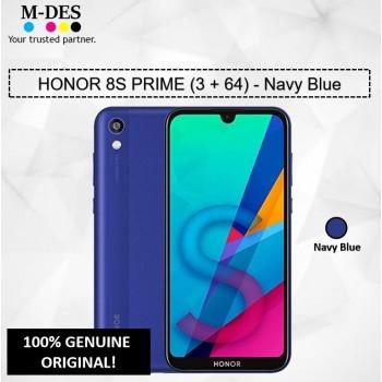 Honor 8S Prime Smartphone (3GB + 64GB) - Blue