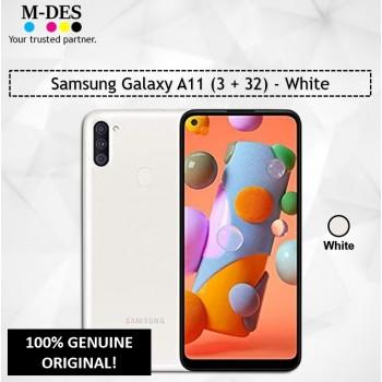 Samsung Galaxy A11 (3GB + 32GB) Smartphone - White
