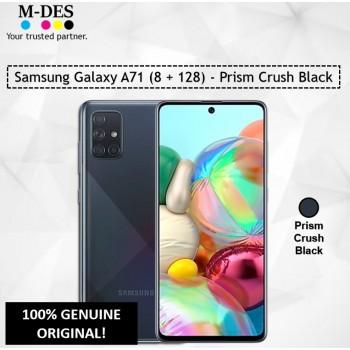 Samsung Galaxy A71 (8GB + 128GB) Smartphone - Prism Crush Black