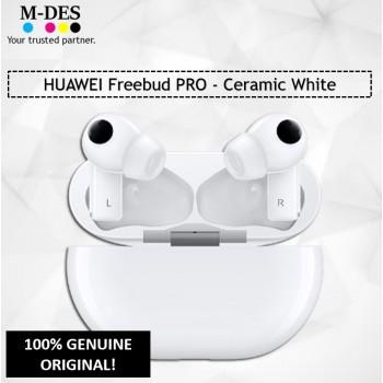 HUAWEI Freebud PRO - Ceramic White