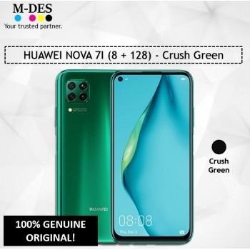 HUAWEI NOVA 7I (8GB + 128GB) Smartphone - Crush Green
