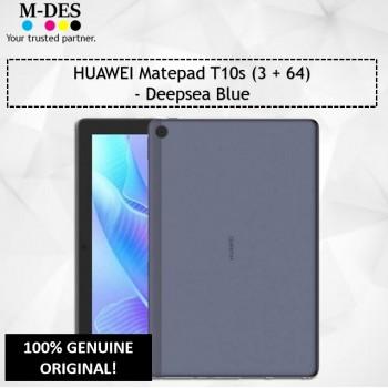HUAWEI Matepad T10s (3GB + 64GB)  - Deepsea Blue