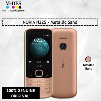 NOKIA N225 Mobile ()64MB) - Metallic Sand
