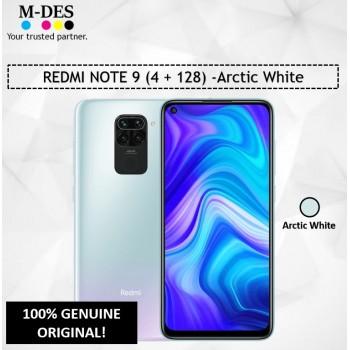 REDMI NOTE 9 (4GB + 128GB) Smartphone - Arctic White