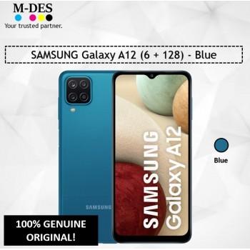 SAMSUNG Galaxy A12 (6GB + 128GB) Smartphone - Blue