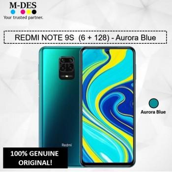 Redmi Note 9S (6GB + 128GB) Smartphone - Blue